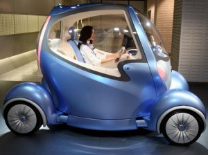 Autos Eléctricos Nissan Pivo 2