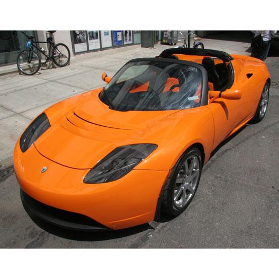 Chrysler Carros Usados >> Carro Electrico Tesla Roadster | Lista de Carros