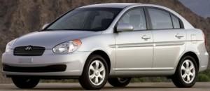 Hyundai Accent, un auto económico de combustible
