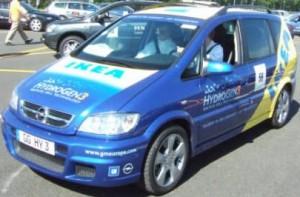 Auto De Hidrogeno - Chevrolet Zafira