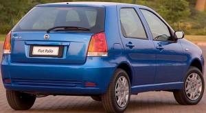 Vehículos económicos de combustible: Fiat Palio Fire 1.3Lts