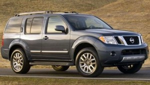 Auto Nuevo Nissan Pathfinder 2008