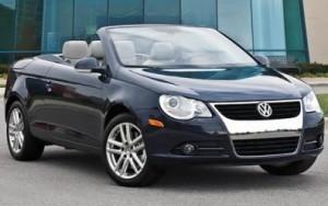 Auto Nuevo Volkswagen EOS 2008