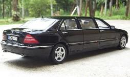 Auto Usado Mercedes Benz S600 Pullman 2000