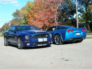 Auto Nuevo Ford Mustang 2008