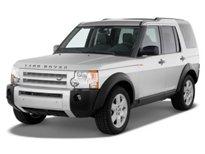 Auto Nuevo Land Rover LR3 2008