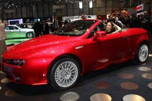 Auto Nuevo Alfa Romeo Spider 2008