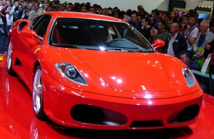 Ferrari F-430 modelo 2008