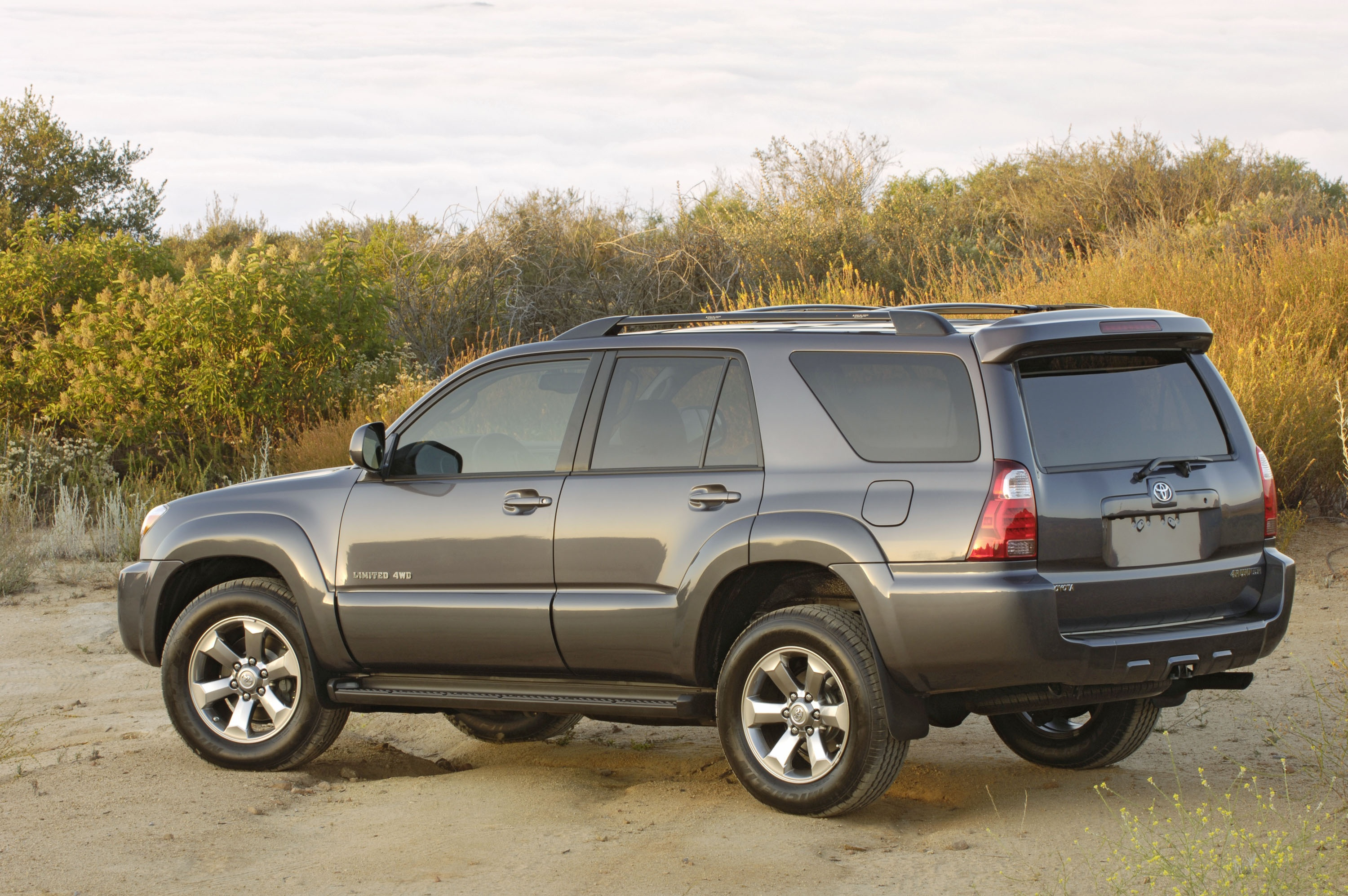 toyota 4runner 2009 lista de carros. Black Bedroom Furniture Sets. Home Design Ideas