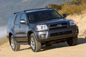 Autos Toyota 4Runner 2009
