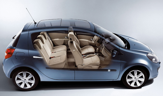 auto nuevo renault cl o 2008 lista de carros. Black Bedroom Furniture Sets. Home Design Ideas