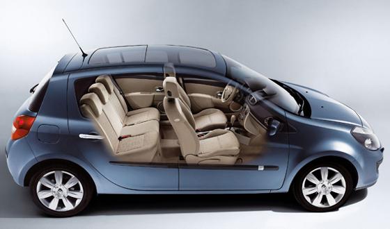 Auto nuevo renault cl o 2008 lista de carros - Clio 2008 5 puertas precio ...