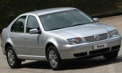 Auto Usado Volkswagen Bora  2006