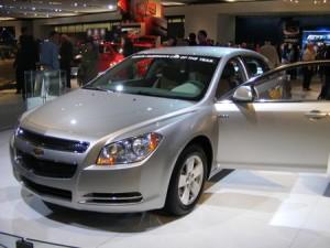 Auto Nuevo Chevrolet Malibu 2009