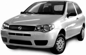 Carros económicos de combustible: Fiat Palio Fire 1.3LTS