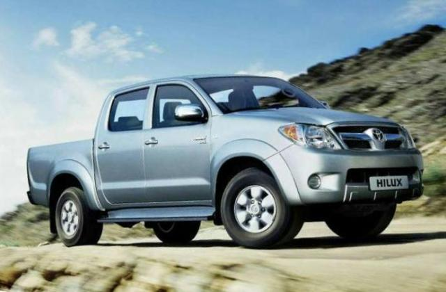 Auto Nuevo Toyota Hilux 2009
