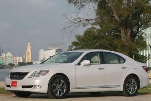 Lexus LS 460 modelo 2009: ficha técnica, imágenes y precio