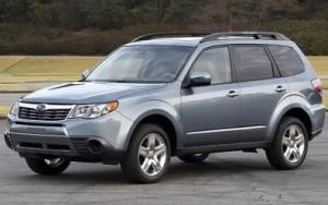Auto Nuevo Subaru Forester 2009
