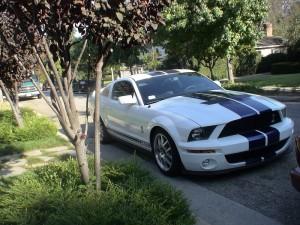 Auto Usado Ford Mustang 2007