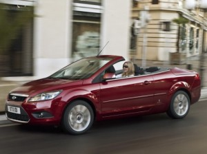 Auto Ford Focus Coupe Cabriolet 2008