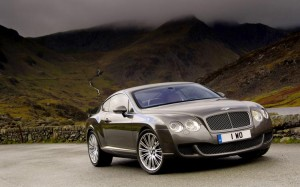 Carro Bentley Continental 2008