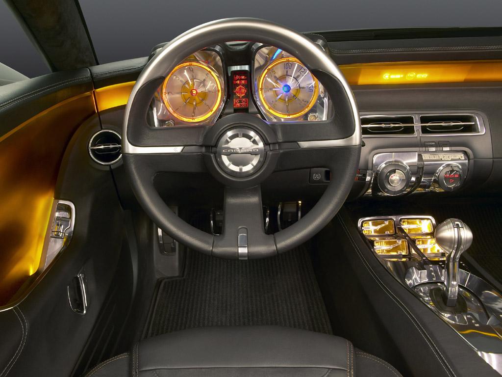 Interior del chevrolet camaro 2010 lista de carros for Interior 86 camaro