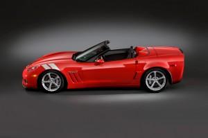 Auto Chevrolet Corvette Grand Sport 2010