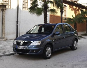 Auto Dacia Logan 2008