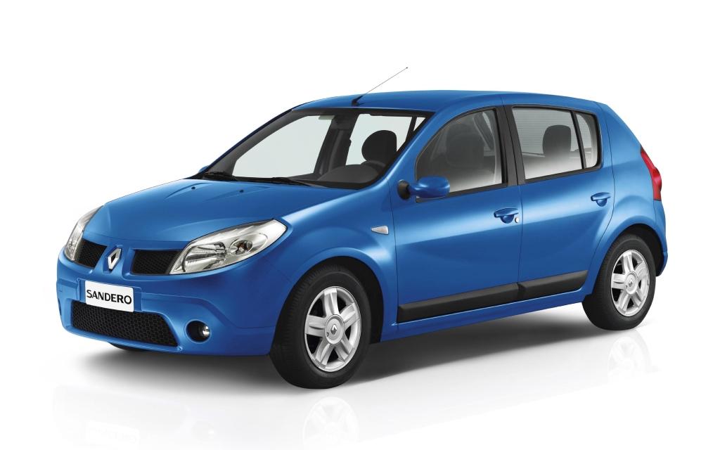 Dacia sandero 2008 lista de carros