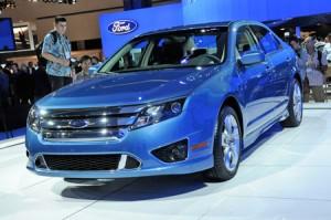 Ficha técnica del Ford Fusion 2010