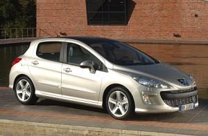 Peugeot 308 modelo 2008