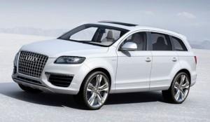 Carro Audi Q5 modelo 2009: imágenes, video y lista de rivales