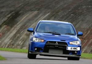 Auto Mitsubishi Lancer Evolution X FQ-400 modelo 2010