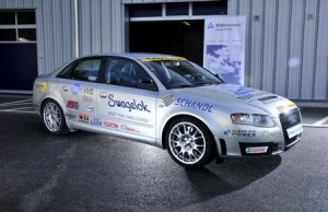 Auto de Biogás Audi A4