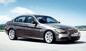 Carro BMW Serie 3 modelo 2009