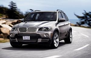 Carro BMW X3 modelo 2009