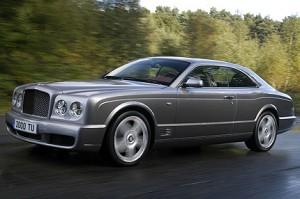 Auto Bentley Brooklands 2008