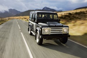 Land Rover Defender 2009