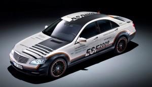 Mercedes Benz ESF Concept
