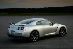 Carro Nissan GTR 2010