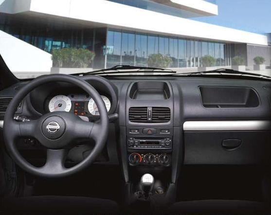 Central Buick Gmc >> Interior del Nissan Platina 2009 | Lista de Carros