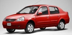 Carro Nissan Platina 2009