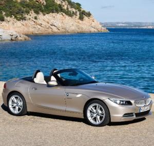 Auto BMW Z4 modelo 2009