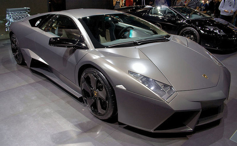el auto más caro