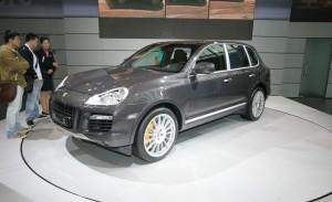 Porsche Cayenne modelo 2009