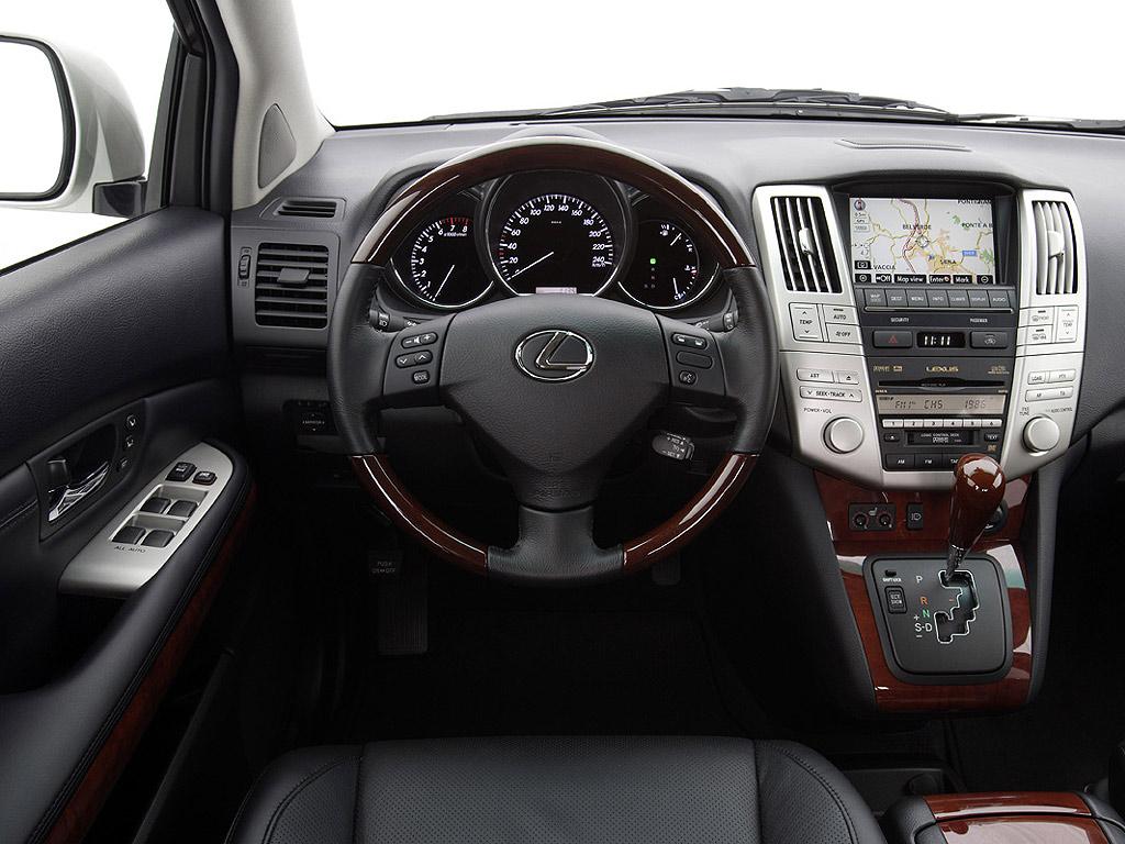 interior del carro lexus rx 350 modelo 2009 lista de carros. Black Bedroom Furniture Sets. Home Design Ideas