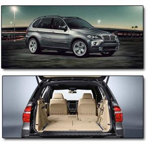 BMW X5 modelo 2009