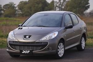 Peugeot 207 modelo 2009