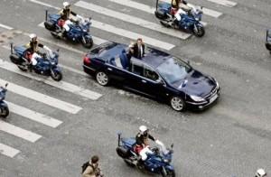 Peugeot 607 modelo 2009