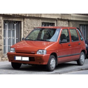 Carros económicos de Ccombustible: Daewoo Tico